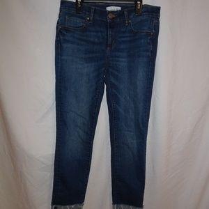 LOFT Ann Taylor Womens Size 27/4 Modern Skinny Jea